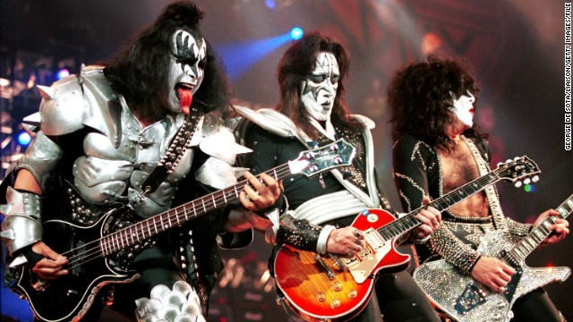 The rock band Kiss will join Def Leppard on tour for summer 2014.