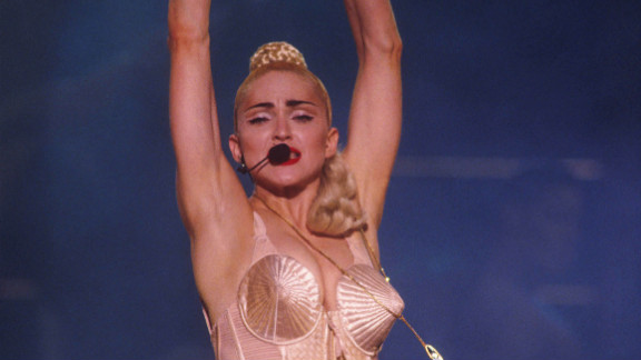 Madonna has courted controversy her entire career. Her suggestive, sex-laden performance during 1990