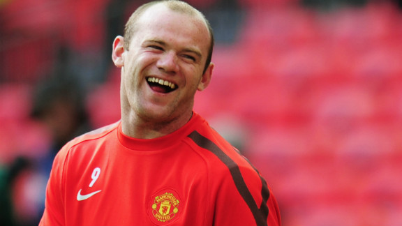 Manchester United and England striker Wayne Rooney has 4.6 million followers on Twitter. The Premier League