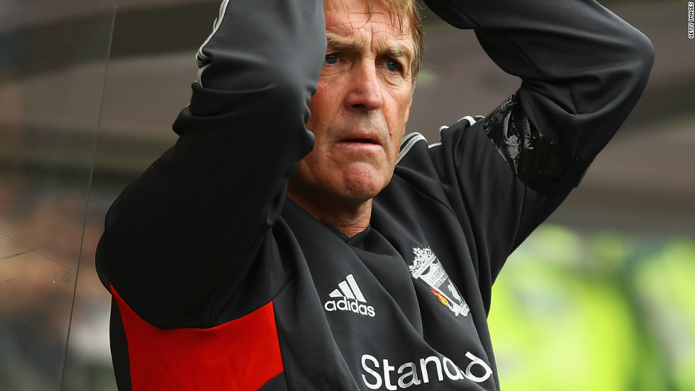 Even some Premier League managers have taken to Twitter. Former Liverpool boss Kenny Dalglish is on board and took to his page to thank the club's fans after he was sacked in May.