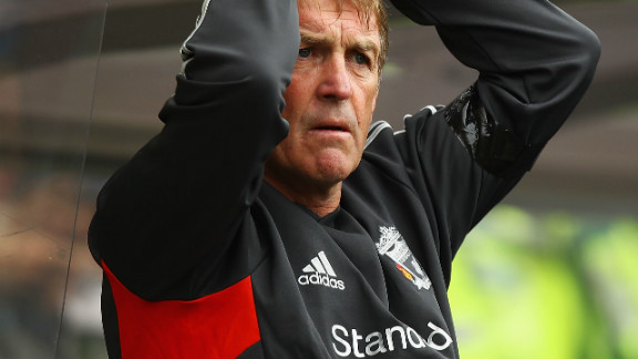 Even some Premier League managers have taken to Twitter. Former Liverpool boss Kenny Dalglish is on board and took to his page to thank the club