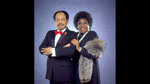 """Sherman Hemsley played George Jefferson, a wisecracking owner of a dry cleaning business, on """"All In the Family"""" from 1973 until 1975, when the spinoff """"The Jeffersons"""" began an 11-season run. The late Isabel Sanford played his wife, Louise """"Weezy"""" Jefferson."""