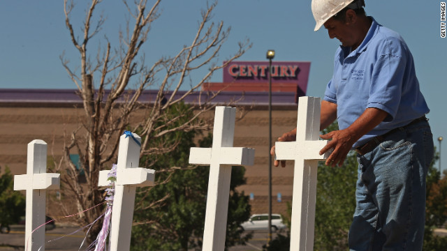 Zanis built his first white cross shortly after his father-in-law was killed. Decades later, he still builds them for others.