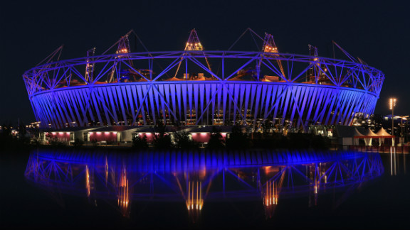More than seven years since London was awarded the 2012 Olympic Games, the wait is nearly over.