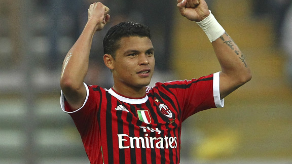 AC Milan to Paris Saint-Germain