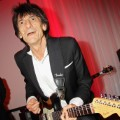 Ronnie Wood Guitar Racing