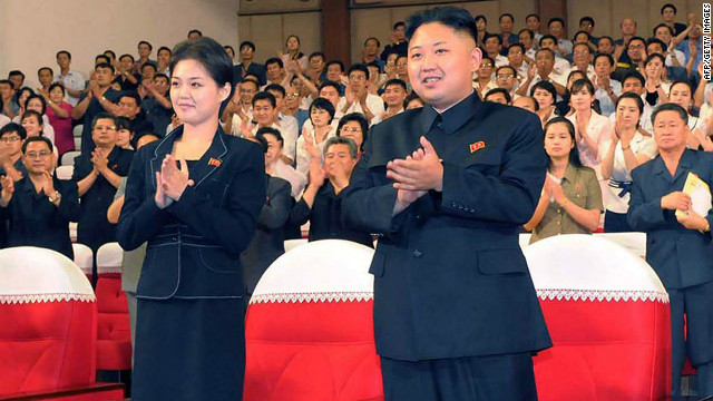 Kim Jong Un marries mystery woman