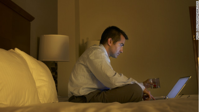 Unplug! Too much light at night may lead to depression