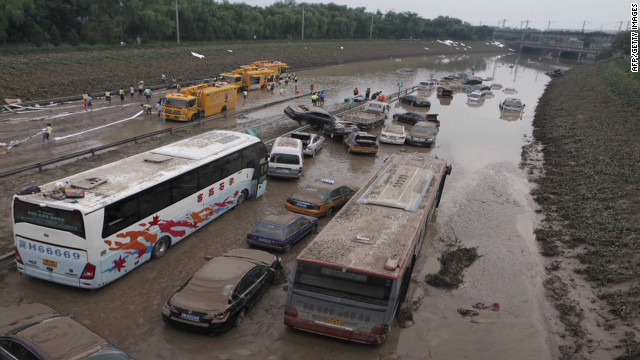 Could Beijing flood death toll rise?