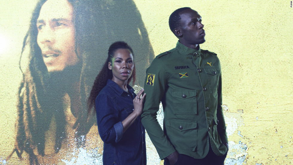 Of all the designers involved in London 2012, Cedella Marley's collaboration with Puma has perhaps garnered the most praise. The granddaughter of reggae legend Bob Marley has created outfits that radiate laidback, urban cool. Of course, it helps that Usain Bolt is wearing them.