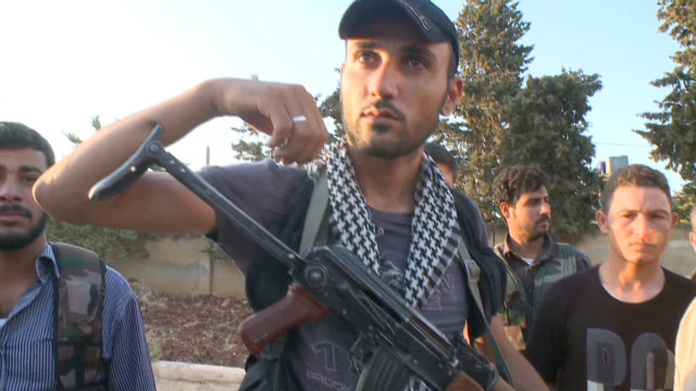 Syrian rebels fight through grief, pride