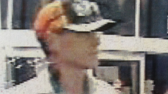 Police in Aberdeen released a photo Thursday of a man believed to have abducted Ripken.