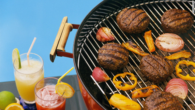 Nearly 80 million Americans have grilled out in the past year.