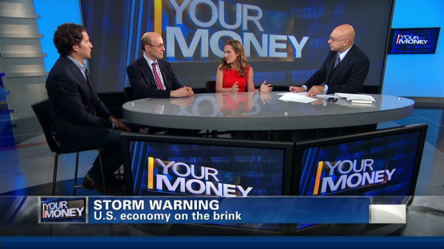 Rogoff: No certainty about fiscal cliff