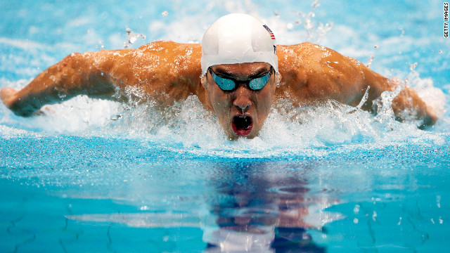 Phelps: Six month break set me back