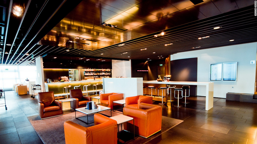 10 of the world\'s top airport lounges | CNN Travel