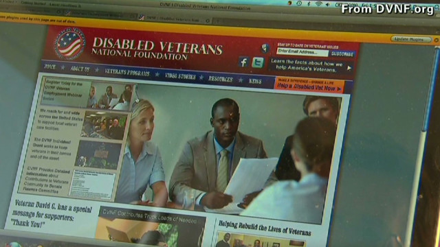 Disabled vets charity being investigated