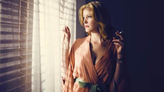 """Anna Gunn stars as Skyler White on the hit AMC show """"Breaking Bad."""""""
