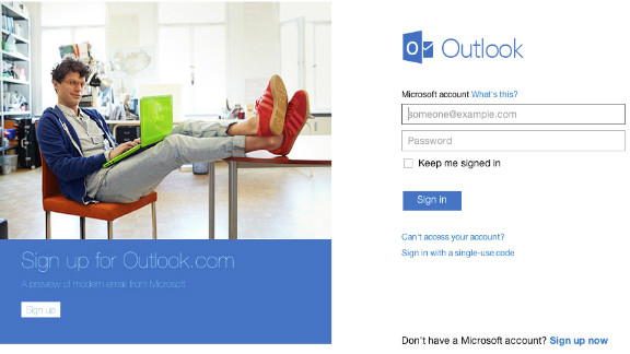 Microsoft will start moving its 300 million Hotmail users over to Outlook, its new Web-based e-mail service.