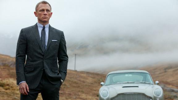 "The release of the 23rd James Bond film, ""Skyfall,"" just happened to coincide with this year's 50th anniversary of the Bond franchise. Such perfect timing undoubtedly helped propel what some have hailed as the best ""Bond"" movie in years to the top of the box office. In fact, it had the biggest opening for a ""Bond"" movie ever. Having a theme song from the singer with the Midas touch, Adele, probably didn't hurt either."