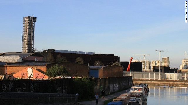 Live-and-work warehouses in the Hackney Wick industrial estate are increasingly popular.