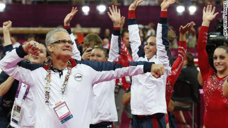Former US gymnastics coach being investigated, police say