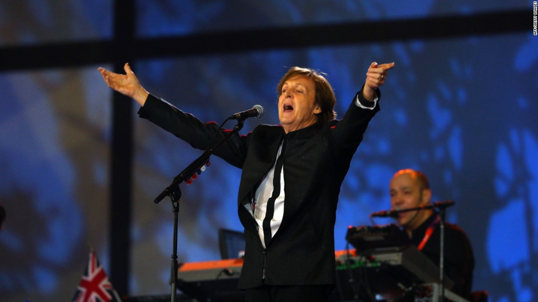 A stubborn virus caused Paul McCartney to cancel a handful of shows on his 2014 tour of Asia and later postpone seven concerts in the U.S.