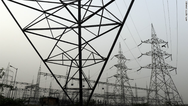 Blackouts blow India's economy