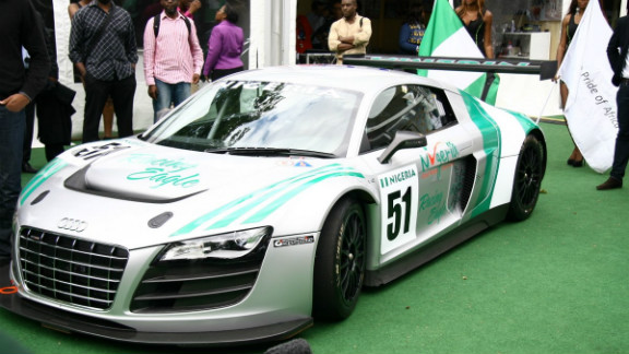 """The team says it will proudly """"fly the flag of Africa,"""" using only drivers from the continent."""