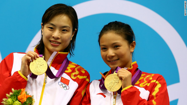 Diver wins gold, learns tragic news
