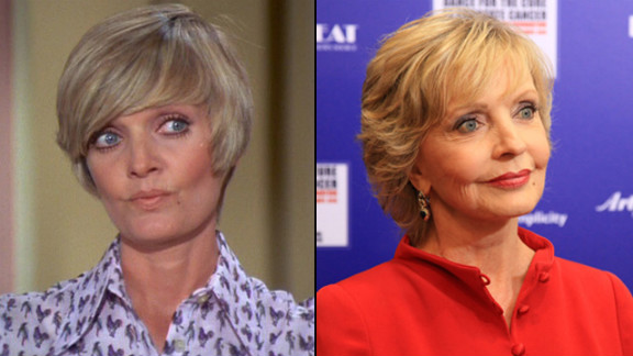 "Florence Henderson, the iconic TV mom, died Thursday at the age of 82, her manager, Kayla Pressman, said. Henderson played Carol Brady from 1969 to 1979. Her life story wasn't as ideal as the character she played. She grew up poor in Indiana, with an alcoholic father and a mother who left when she was just 12 years old, she said. Henderson used her singing talent to entertain the family and help make ends meet. Her big break came in 1951 when she landed a starring role in Rodgers and Hammerstein's ""Oklahoma!"""