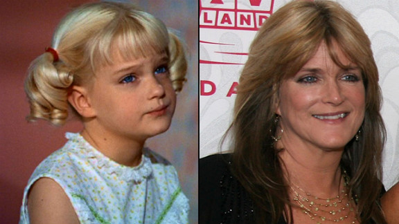 """At 55, Susan Olsen no longer wears her hair of gold in curls, but she'll always be Cindy Brady to fans. Since """"The Brady Bunch,"""" Olsen has worked as a graphic designer, a radio talk show host and an actress on series like """"The Young and the Restless."""" Olsen has debunked the rumors of a romance between her on-screen older sisters, Eve Plumb and Maureen McCormick, but she confirmed in 2013 that there's still a rift between the two actresses."""