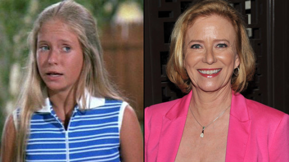 """Eve Plumb appeared on several sitcoms after her days as middle child Jan Brady. In 1995, Plumb starred on """"Fudge,"""" the TV comedy based on Judy Blume's books. She headed back to the '70s in 1998 to play Jackie Burkhart's (Mila Kunis) mom on """"That '70s Show."""" She had brief stints on both """"All My Children"""" and """"Days of Our Lives."""" The 58-year-old is also an accomplished painter."""