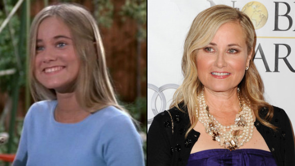 """Maureen McCormick, now 60, played Marcia Brady for the five years """"The Brady Bunch"""" was on the air. She has since released a country album, appeared on the fifth season of VH1's """"Celebrity Fit Club,"""" competed in """"Dancing with the Stars"""" and written a tell-all book, """"Here's the Story: Surviving Marcia Brady and Finding My True Voice."""""""