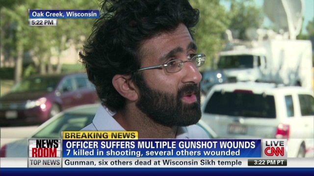 Temple member describes shooting