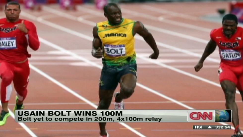 2eeb4442f Olympic Bolt  Witness report of historic 100m - CNN