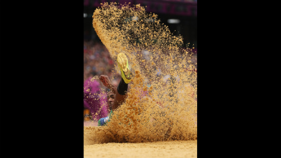 Jonathan Silva of Brazil competes in the men