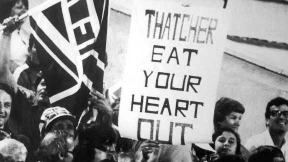 Pressure had mounted for Great Britain to join the boycott, largely from the ruling Conservative Party, but Prime Minister Margaret Thatcher relented and the athletes traveled to Moscow.