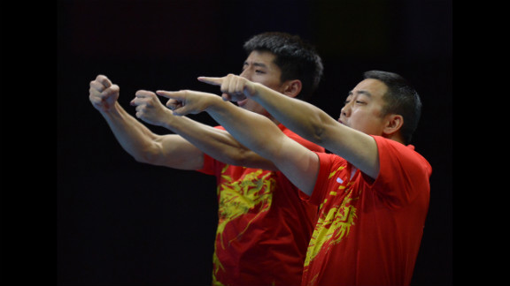 Chinese coaches top Japan