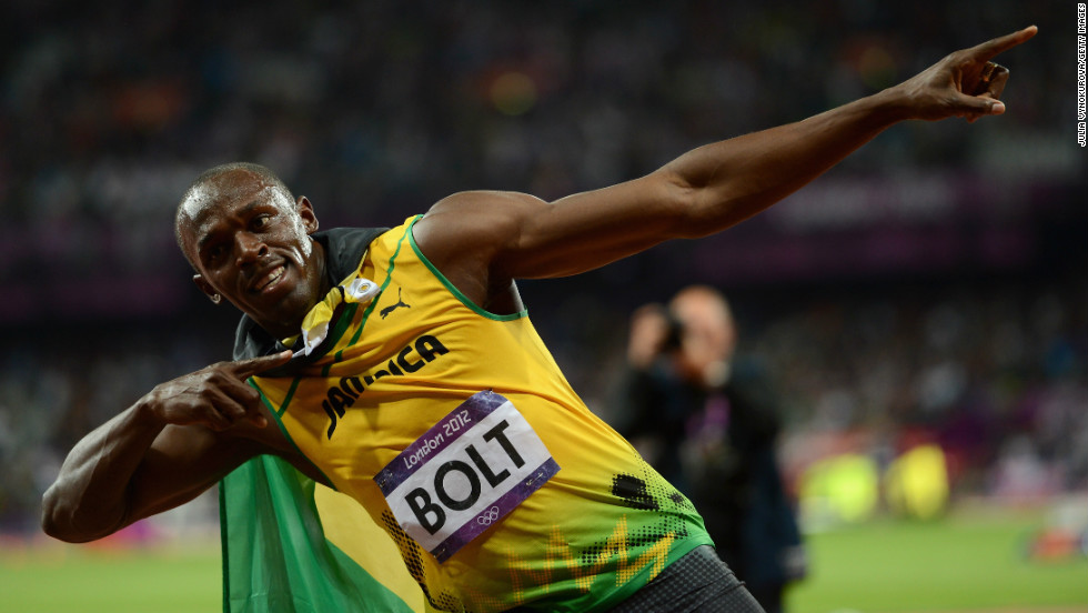 Can Power Posing Like Bolt Make You A Winner