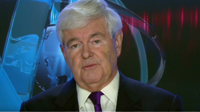 Gingrich challenged on Romney ad