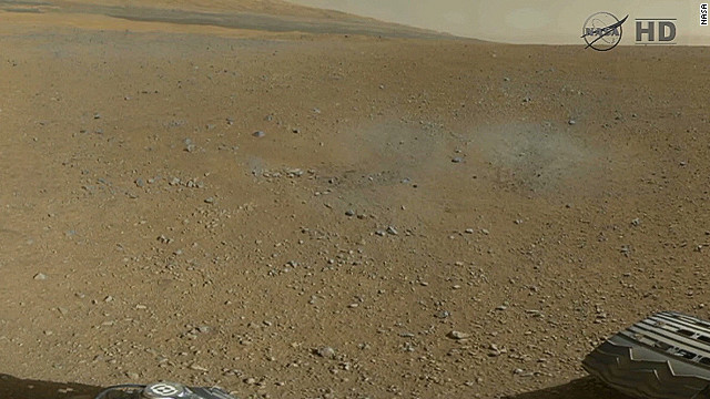 360 view of Mars