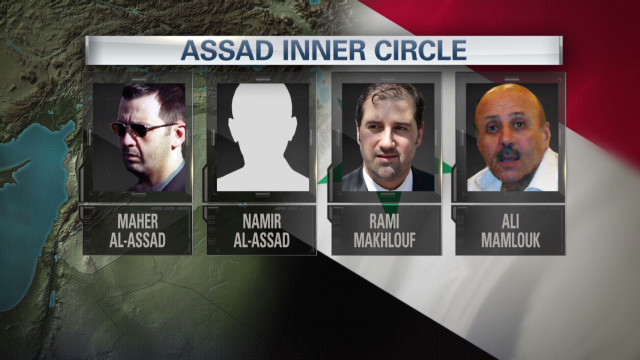 Will Assad's inner circle soon crack?