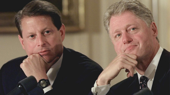 Another Washington insider, Al Gore, and his father both served as senators from Tennessee. Gore brought beltway know-how to a ticket featuring a little-known governor from Arkansas -- Bill Clinton. The bright and experienced Gore became Clinton
