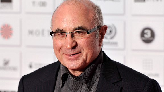 """Actor Bob Hoskins, known to Americans for """"Who Framed Roger Rabbit,"""" was diagnosed with Parkinson's disease last year."""