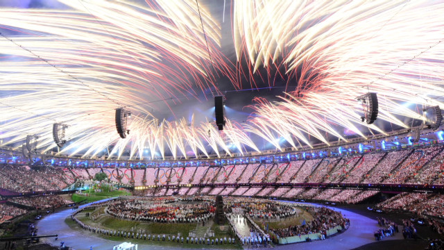 Re-live the London Olympics