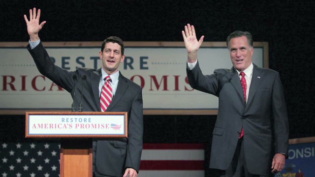 Romney's VP Pick: Paul Ryan