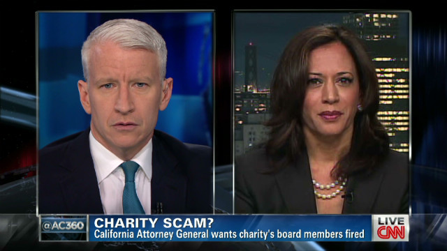 AG wants charity board members fired