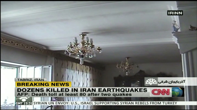 Dozens killed, hundreds injured in Iran