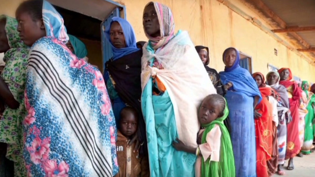 Sudan: 25,000 refugees fleeing